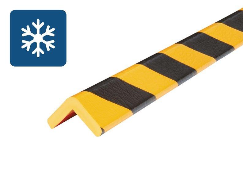 Cornière de protection en mousse Optichoc mince pour environnements froids - coin de 35 mm