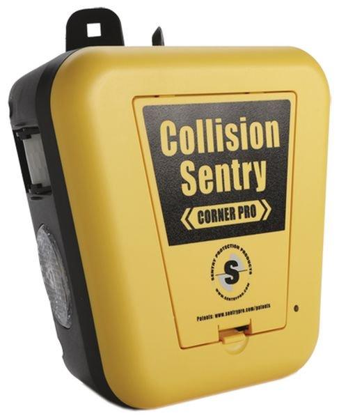 Avertisseur sonore de collision
