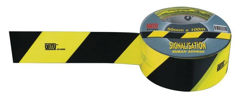Rubans de signalisation pour le danger général ou électrique