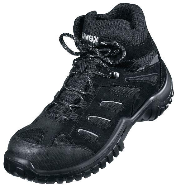 Chaussures de sécurité S1 ultra-légères Classic Motion Uvex