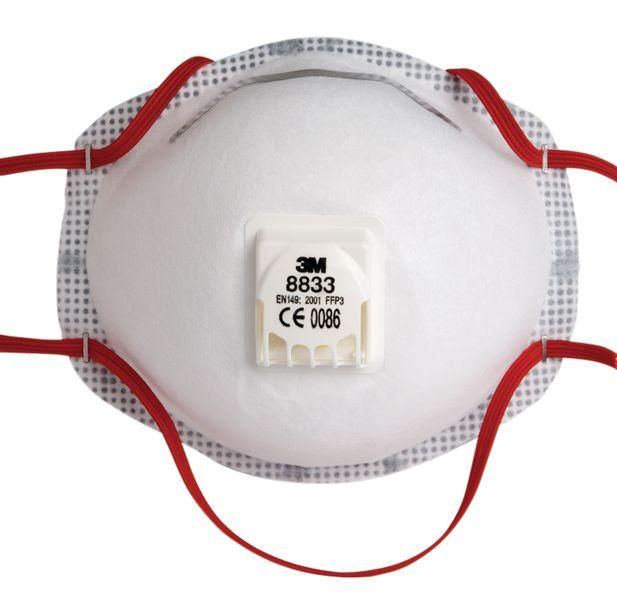 masque de protection anti poussi re ffp3 jetable avec bords texture gaufr e seton fr. Black Bedroom Furniture Sets. Home Design Ideas