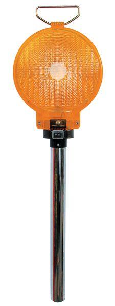 Bâton lumineux pour cônes de signalisation ou à tenir en main
