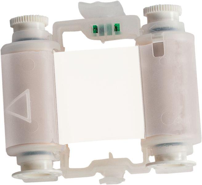 Ruban encreur R4400-WT blanc pour imprimante BMP71