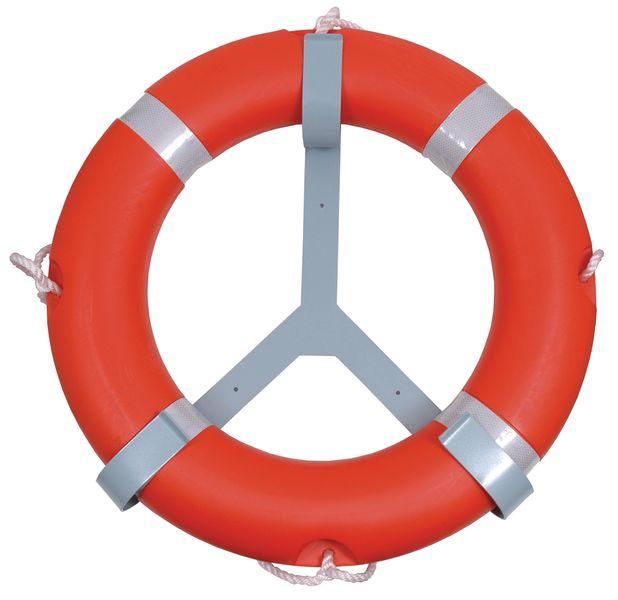 Supports pour bouée de sauvetage couronne