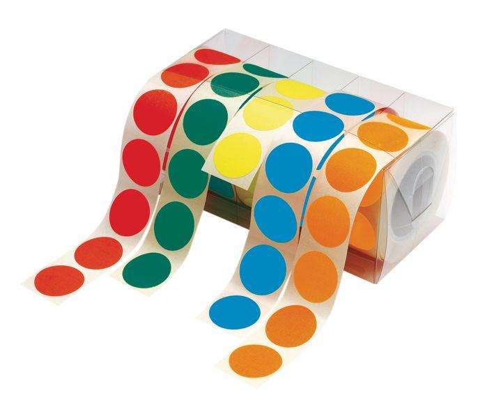 Distributeur colorabox de pastilles