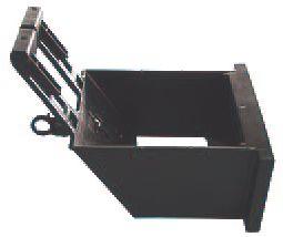 Support plastique pour cale de roue CALPL