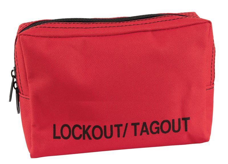 Pochette ceinture pour rangement de systèmes de condamnation