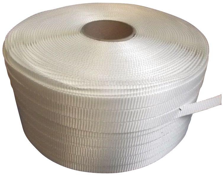 Feuillard textile tissé pour cerclage