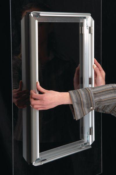 Decorer Salle De Bain Zen : Porteaffiches pour vitres avec cadre clic autoadhésif en