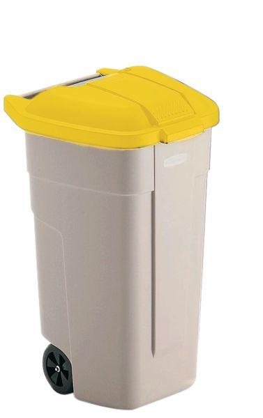 Conteneurs poubelles tri sélectif