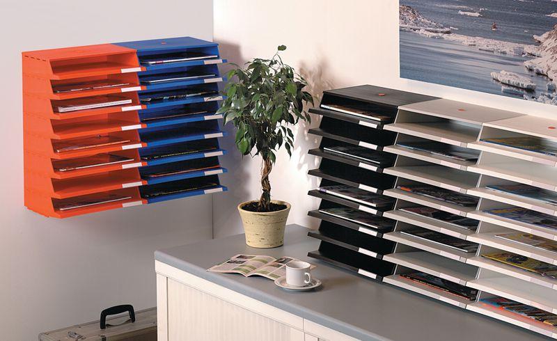 corbeilles courrier l 39 italienne seton fr. Black Bedroom Furniture Sets. Home Design Ideas