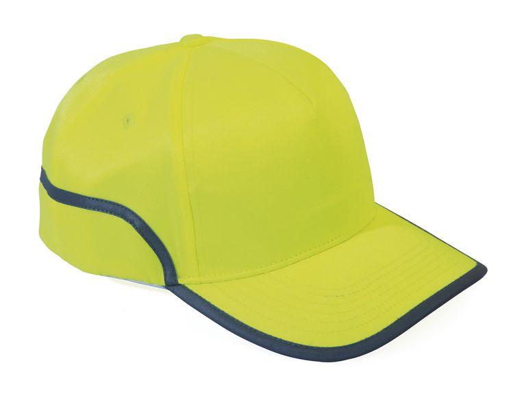 new style c93d1 49d5c casquette de travail,vetement de travail casquette coton serge KOUGAR  IMS228K noir orange