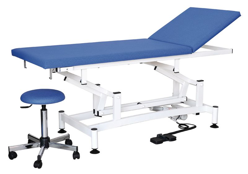 Table d'examen électrique standard