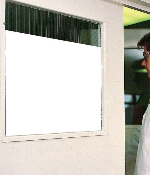 film blanc occultant adh sif pour vitres seton fr. Black Bedroom Furniture Sets. Home Design Ideas
