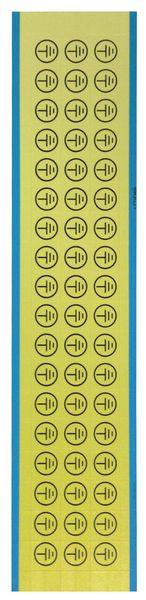 Etiquettes pour marquage électrique