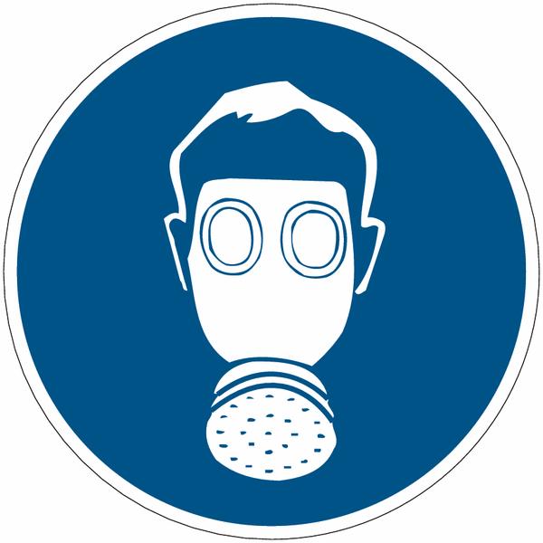 Mini pictogramme d 39 informations individuels en feuilles - Pictogramme port du masque obligatoire ...