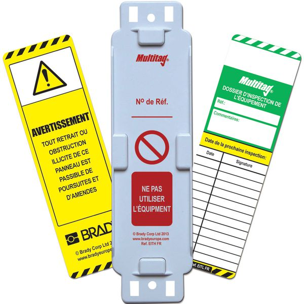 Kit support d'inspection pour usage général avec inserts
