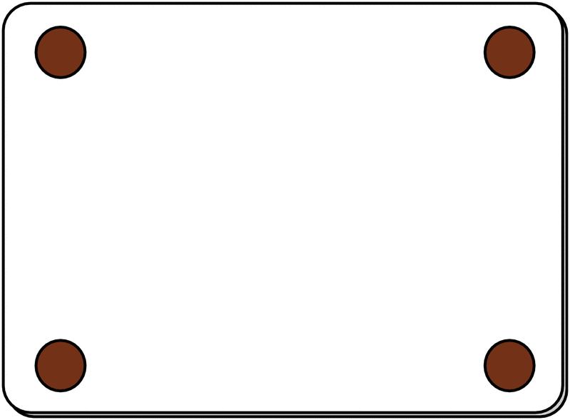 pastilles coller adh sif et magn tique seton fr. Black Bedroom Furniture Sets. Home Design Ideas