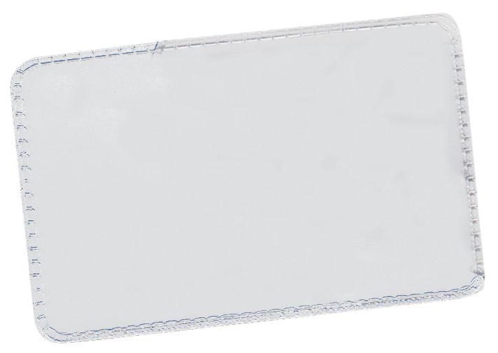Porte-cartes en vinyle souple
