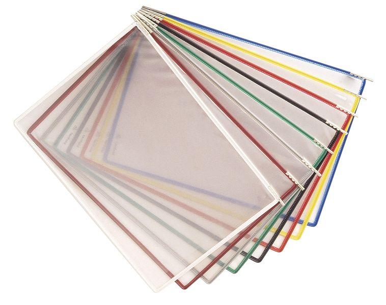 Pochettes de protection pour ensemble mural ou pupitre