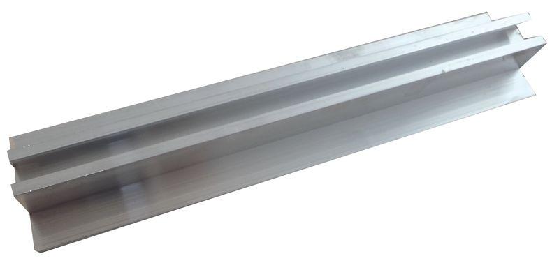 Rails de fixation pour panneaux plats