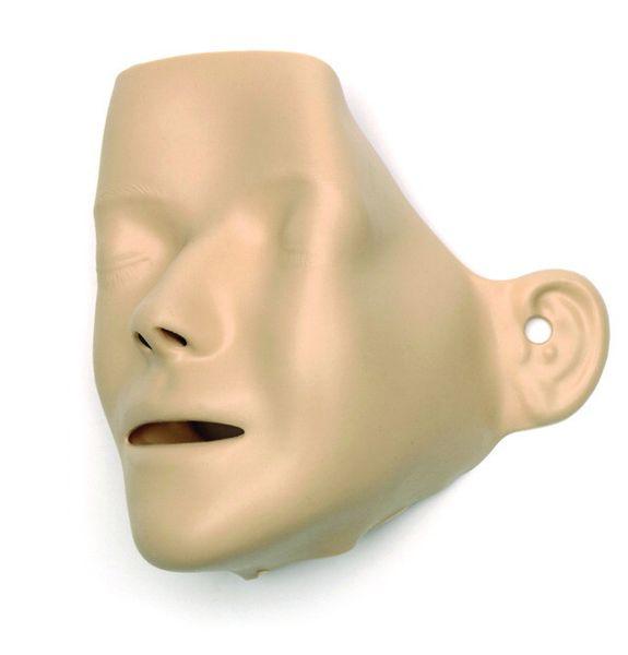Masques de visages pour mannequins de formation à la réanimation cardio-pulmonaire