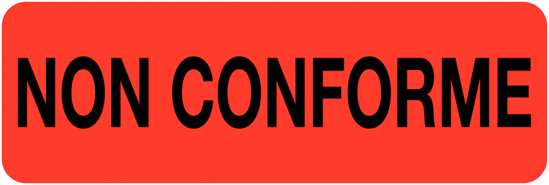 """Résultat de recherche d'images pour """"produit non conforme"""""""