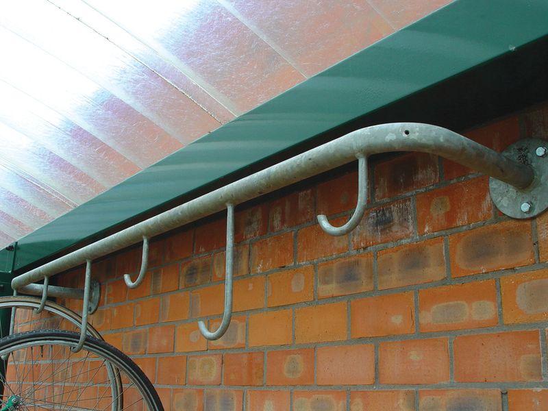 Range Vélos Mural Avec Ou Sans Panneau   Seton