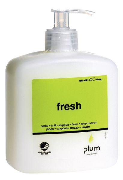 Savon crème Fresh pour le lavage des mains