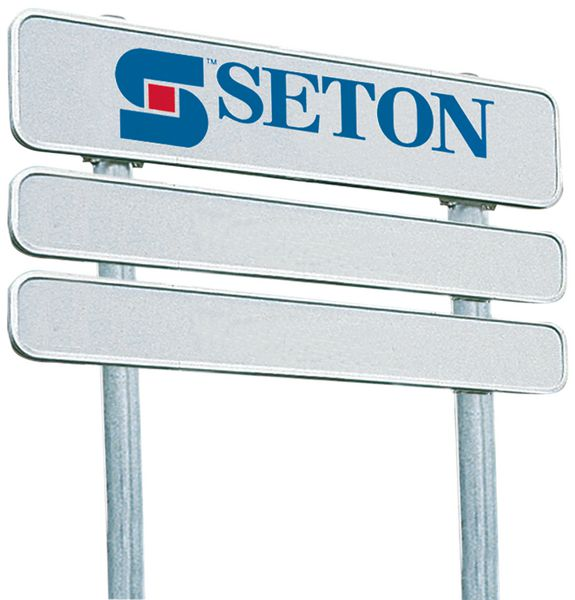 Signalisation rétroréfléchissante personnalisée 3 panneaux