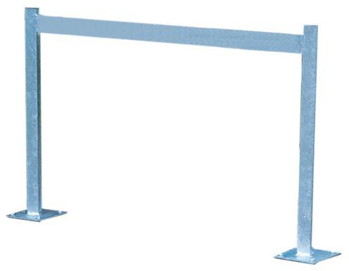 Support à 2 pieds pour panneaux de parking TCCE et TCE