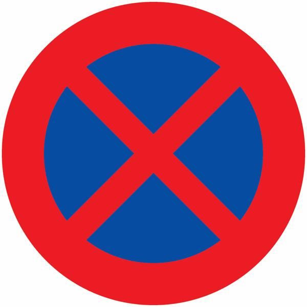 panneaux de signalisation plats arr t et stationnement interdits seton fr. Black Bedroom Furniture Sets. Home Design Ideas