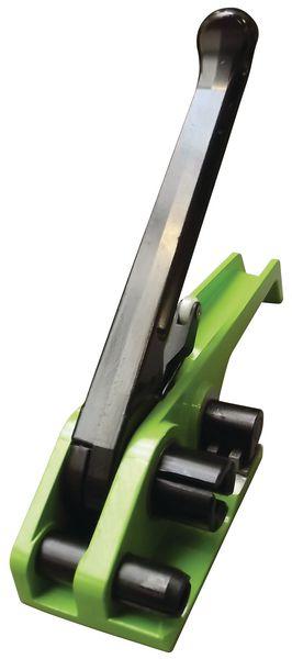 Tendeur et coupeur pour feuillard