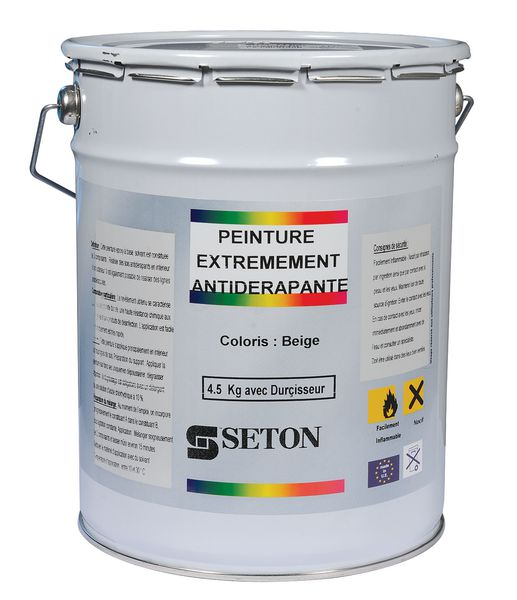 Peinture époxy antidérapante C'line