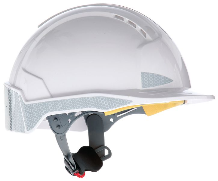 casque de protection haute visibilit jsp evolite cr2 seton fr. Black Bedroom Furniture Sets. Home Design Ideas