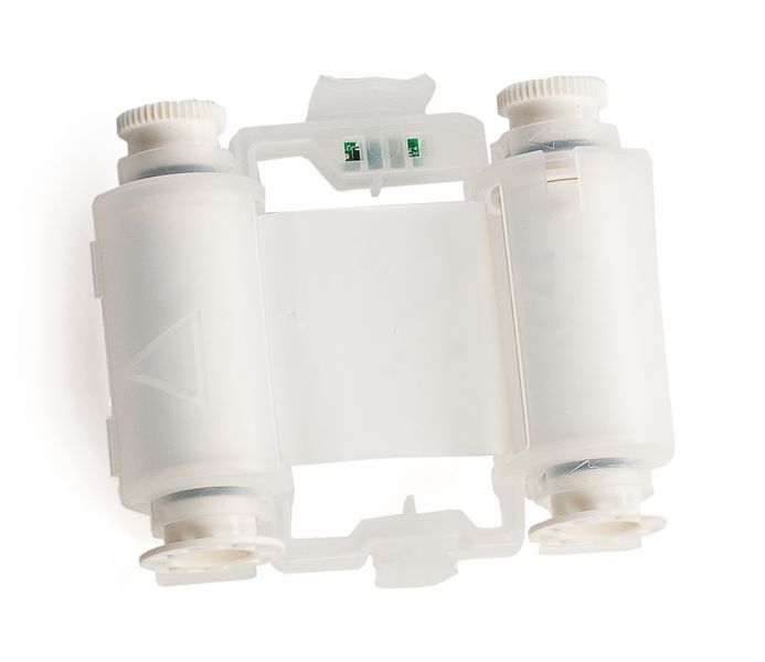 Ruban encreur R6800-WT blanc pour imprimante BMP71