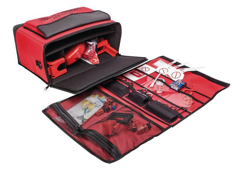 Kit de consignation avec sacoche robuste