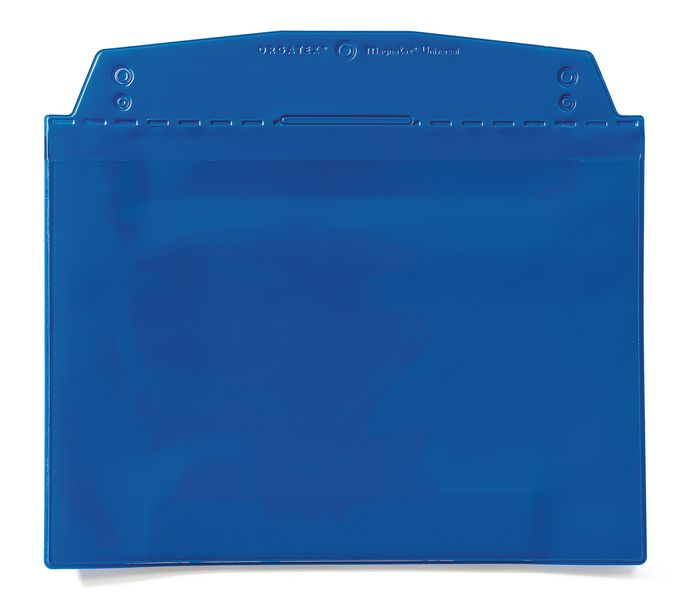 Pochettes de protection colorées 2 bandes magnétiques