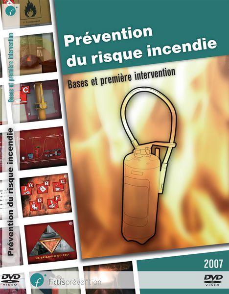 DVD de formation : Prévention du risque incendie