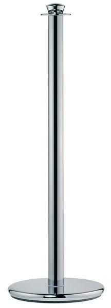 Poteaux à corde d'intérieur en nickel