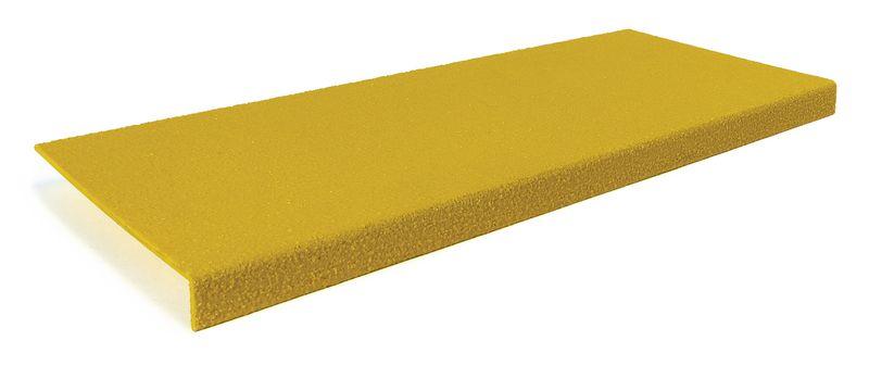 Plaque de marche SetonGrip avec nez haute visibilité