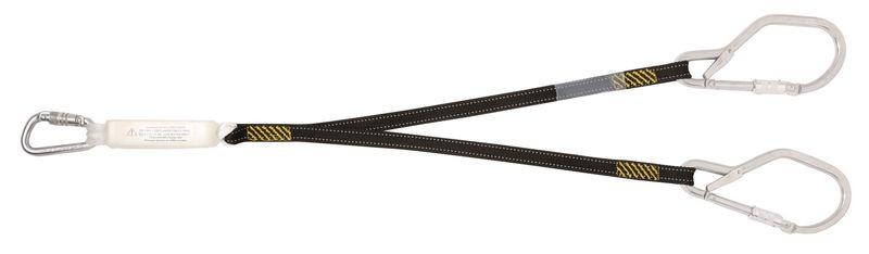 Longe à double extrémité Miller® ATEX 1,15 m
