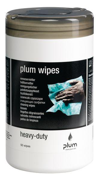 Lingettes pour mains à nettoyage intensif