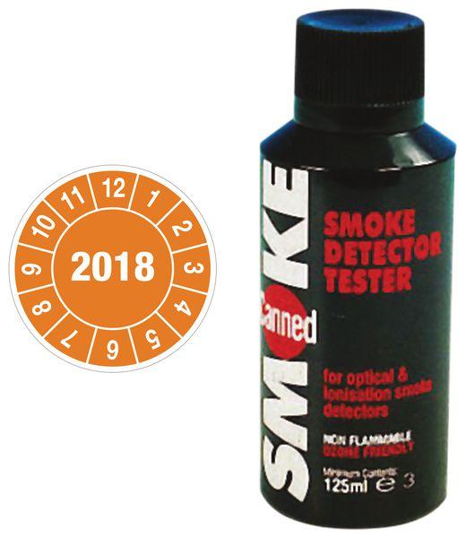 Kit d'inspection pour détecteurs de fumée