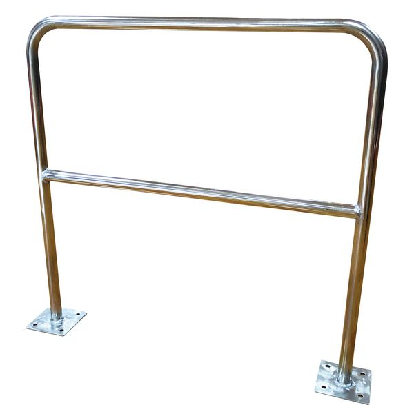 Barrière de protection en acier inoxydable
