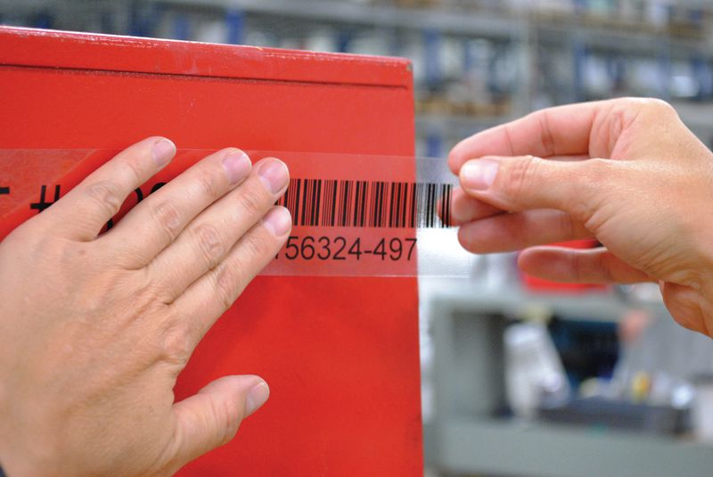 Etiquettes d'identification générale pour imprimante BMP71