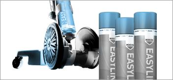 Easyline® Peinture Epoxy - aérosols et traceurs