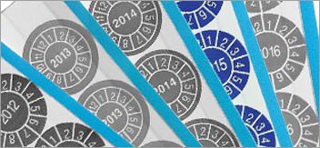 Aide au choix du matériau des pastilles calendrier