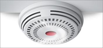 Détecteur de fumée certifié NF EN 14604