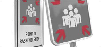 Exercices d'évacuation des ERP et point de rassemblement - FAQ